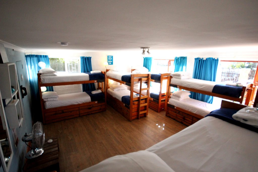 Dorm room 2-2