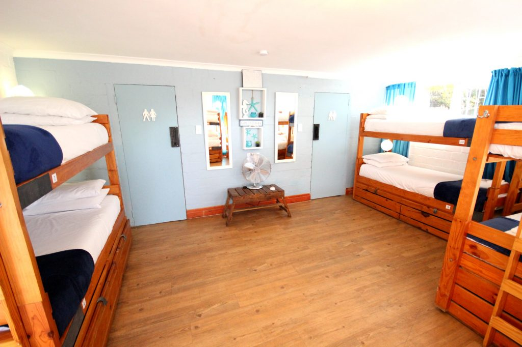 Dorm room 5-3