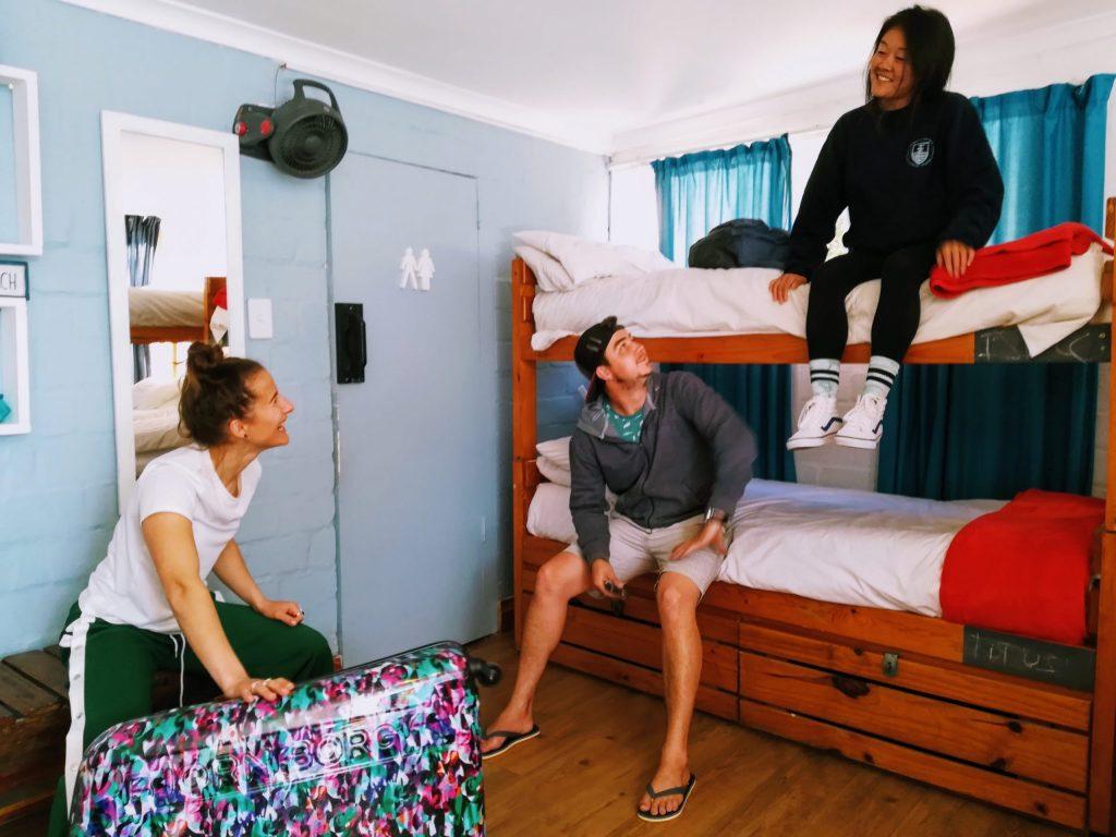 Dorm room 7-2