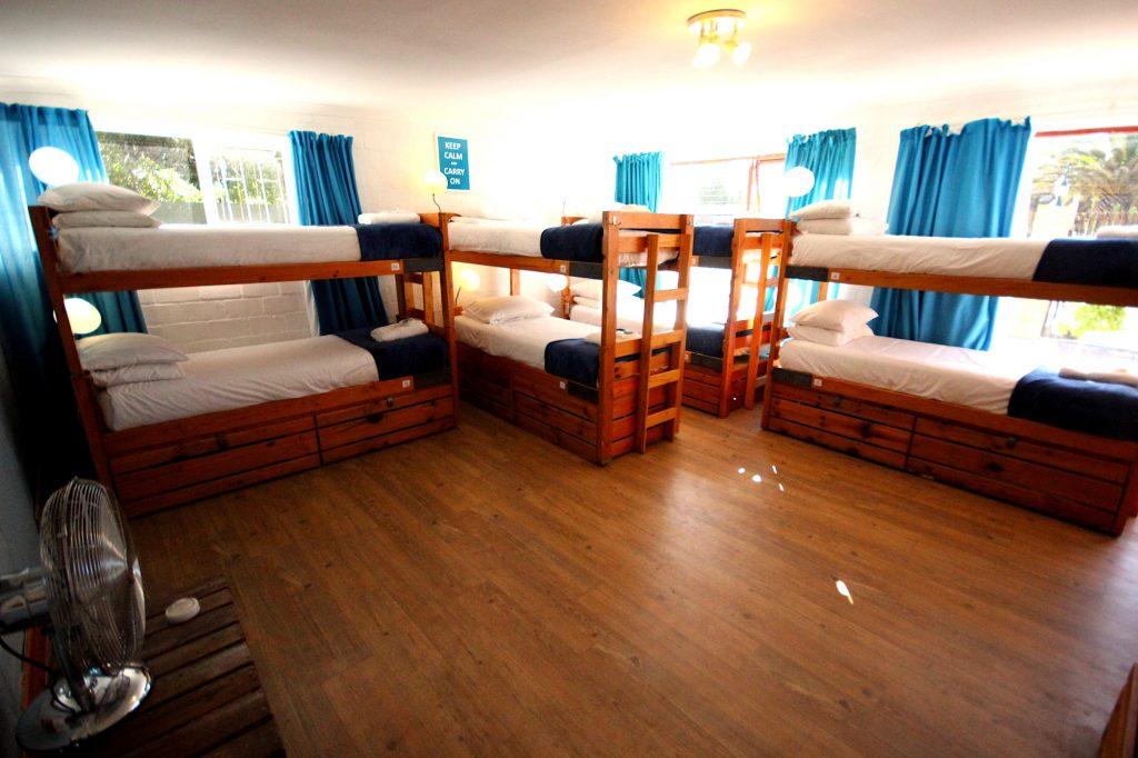Dorm room 8-2